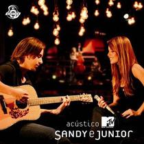Cd Sandy & Junior - Acústico Mtv (music Pac)