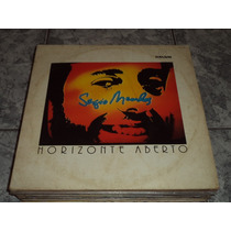 Lp/disco Mpb/var - Sergio Mendes - Horizonte Aberto