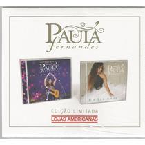 Cd+ep Paula Fernandes - Um Ser Amor [multishow Ao Vivo]