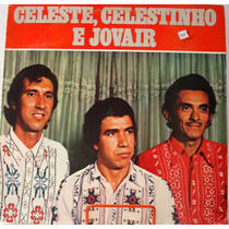 Vinil / Lp - Celeste, Celestinho E Jovair - Homenagem...