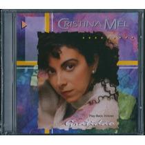 Cd Cristina Mel - Gratidão (bônus Playback)