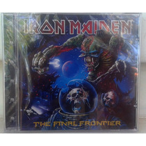 Iron Maiden - 3 Vhs + 1 Cd The Final Frontier (lacrado)