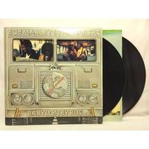 Bob Marley. Babylon By Ybus.vinil Duplo.import. Usa.zerado!!