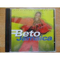 Cd - Beto Jamaica - É De Remexer , É De Rebolar - Axé