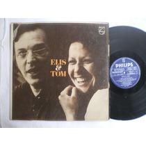 Lp - Elis Regina E Tom Jobim / Philips / 1974