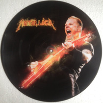 Metallica - Master Of Sao Paulo Pt.2 - Lp Picture Disc Novo