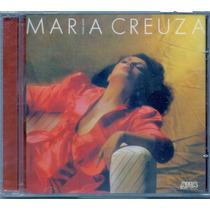 Cd Maria Creuza - Paixão Acesa - Novo***