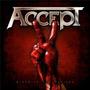 Cd Accept Blood Of The Nation (2010) - Novo Lacrado Original