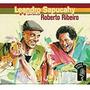 Cd Leandro Sapucahy - Cantando Roberto Ribeiro