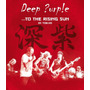 Deep Purple - To The Rising Sun - Blu Ray Importado, Lacrado