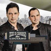 Zezé Di Camargo E Luciano - Teorias (cd Lacrado)