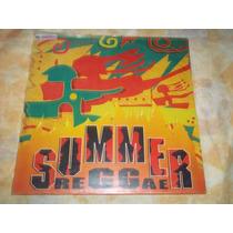 Lp Vinil Summer Reggae Paradoxx Coletânea