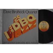 Dave Brubeck Quartet, 25th Importado, Lp, Vinil