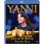 Yanni - Live At El Morro - Blu Ray Importado, Lacrado