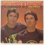 Lp Lourenço E Lourival - Dama Da Mansão - 1986 - Chantecler