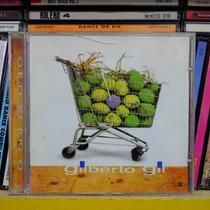 Gilberto Gil - O Sol De Oslo Cd