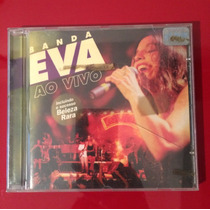 Cd Banda Eva Ao Vivo - Ivete Sangalo - Acervo De Produtor