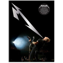 Dvd Metallica Quebec Magnetic - 2dvds Importado Usa