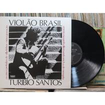 Turibio Santos Violão Brasil Preludios Villa Lobos Lp Kuarup