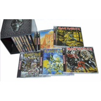 Iron Maiden Box 12 Cd