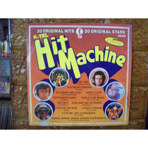 Vinil Lp Hit Machine - Morris Albert,elton John,diana Ross