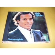 Cd - Julio Iglesias - Minhas Canções Preferidas