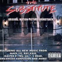 The Substitute Cd Importado Gangsta Rap Mack 10 Ice Cube