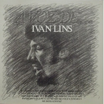 Lp Vinil - A Voz De Ivan Lins