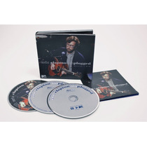 Box 2cds+dvd Eric Clapton Mtv Unplugged Deluxe Lacrado
