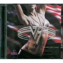 Cd Van Halen Raro Original Lacrado! = The Best Of Raridade!