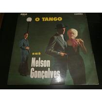 Lp O Tango Na Voz De Nelson Gonçalves, Disco Vinil, Ano 1970