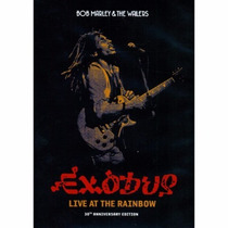 Bob Marley & The Wailers - Exodus Live At The Rainbow (dvd).