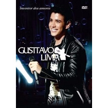 Box Dvd + Cd Gusttavo Lima - Inventor Dos Amores