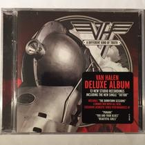 Cd+dvd Van Halen-a Different Kind Of Truth Import Lacrado