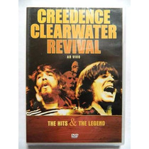 Dvd Credence Clearwater Revival Ao Vivo