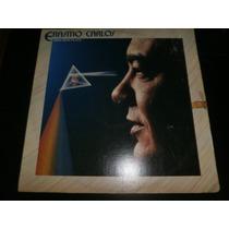 Lp Erasmo Carlos, Abra Seus Olhos, Vinil C/ Encarte, 1986