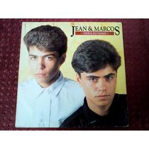 Lp Vinil Jean & Marcos - Órfãos Do Mundo