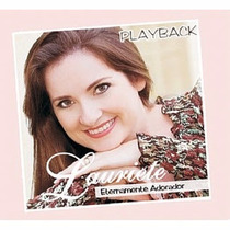 Cd Eternamente Adorador Playback - Lauriete
