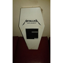 Box Metallica Death Magnetic - Edição Limitada Raríssimo