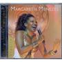Cd Margareth Menezes - Brasileira Ao Vivo - Novo***