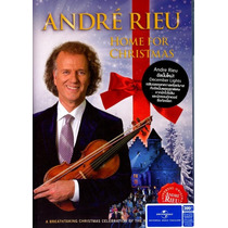 Andre Rieu-home For Christmas Dvd Original Novo Lacrado Raro