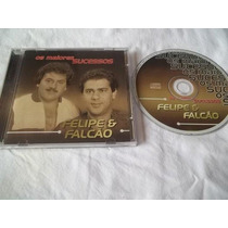 Cd - Felipe E Falcão - Sertanejo