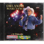 Cd Orlando Marciano O Fino Do Country E Sertanejo