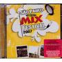 Cd-são Paulo Mix Festival-2007-lacrado De Fabrica