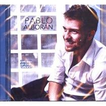 Pablo Alboran Primeiro Album 2 Faixas Bonus Novo Lacrado Cd