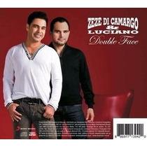 Zezé Di Camargo & Luciano Double Face Cd Duplo Lacrado