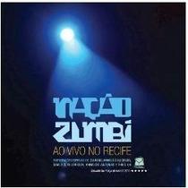 Nação Zumbi-ao Vivo No Recife-cd Original Novo Lacrado Raro