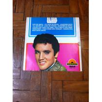 Elvis Presley - Disco De Ouro ( Lp Coletânea )