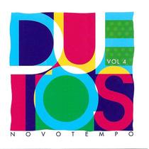Cd Duplo Duetos Novo Tempo Volume 4 Cantado Playback