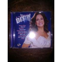 Cd Senhora Do Destino - Original - Som Livre - Semi Novo!!!!